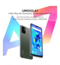 Celular UMIDIGI A7 Lançamento.