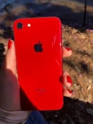IPhone 8 64gb Red- Impecavel