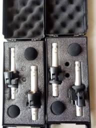 Microfone sem fio/ microfone com fio Shure /samson