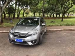 Honda fit 1.5 lx CVT 2016 lindo
