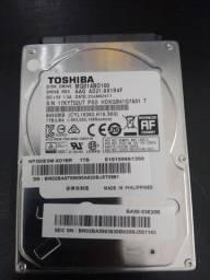 HD 1 Tera notebook Toshiba