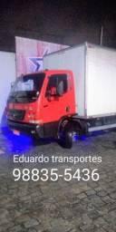 Mudanças Fretes logitiscas transporte caretos
