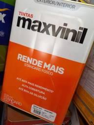 Oferta tinta rende mais branco rende 500m² na Cuiabá tintas  ...