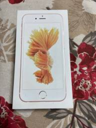 Caixa do iPhone 6s 64 gigas
