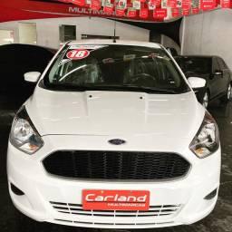 Ford Ka Se 1.0 - Completo - Baixo Km - Muito Novo