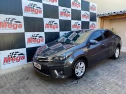 Corolla Gli 2016 (Aut) Carro lindo Único dono Manual Chave reserva analisamos trocas