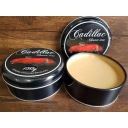 Cera em Pasta Cleaner Wax 150g c/ Aplicador Cadillac