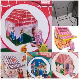 Cabanas para seus filhos !!