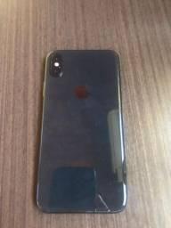 iPhone x 256 gb em perfeito estado e sem reparos