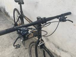 Bike híbrida Caloi 10