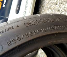 Par de Pneu 255/35 R19 96Y Michelin Pilot Sport PAR