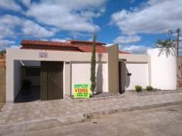 Vendo - Casa 04 quartos com 01 suíte - Setor Norte Maravilha - Luziânia