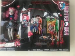 Boneca Monster High - Casa dos Horrores