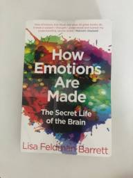 Livro: How emotions are made (Lisa Barret)