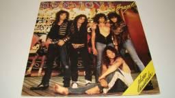 LP Vinil - Bon Jovi - In Brazil - 1.989 - 12 músicas