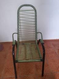 Vendo 2 cadeiras de descanso valor 90,00 cada ou 150,00 as 2