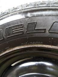 Estepe 215/65/r16 com pneu muito bom