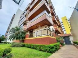 Apartamento com 3 dormitórios, suíte, garagem, churrasqueira, lareira, bairro nossa senhor
