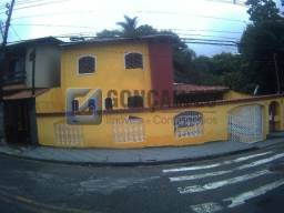 Casa para alugar com 3 dormitórios em Vila camilopolis, Santo andre cod:1030-2-36297