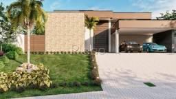 Casa à venda com 3 dormitórios em Loteamento mont blanc residence, Campinas cod:CA026755