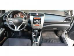 Honda City 1.5 EX 16V FLEX 4P AUTOMÁTICO 2010/2010