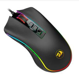 Mouse Gamer Redragon Cobra Chroma 10000dpi Preto M711 - NOVO