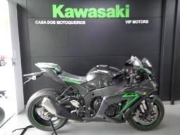 Kawasaki ZX-10R SE Cinza 2020