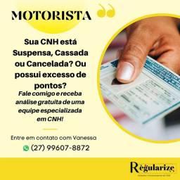 Regularize ja sua CHN, Analise gratuita