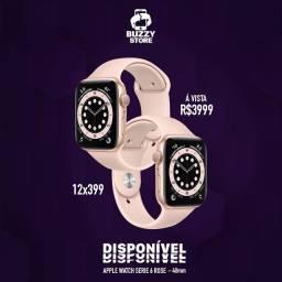 Apple Watch Série 6 Lançamento