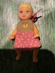 Bebê da Barbie