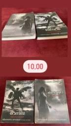 2 livros por 10,00