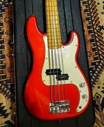 Usado, Baixo Squier by Fender Precision Bass 5 cordas Vintage Modified comprar usado  Brasilia