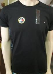 Camisa Básica TOMMY HILFIGER 100% algodão