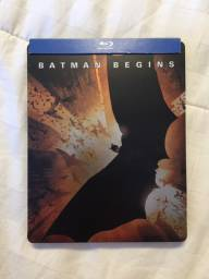Batman Begins - Steelbook Blu-ray