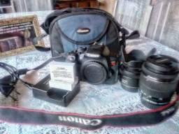 Câmera T5i + Kit Completo