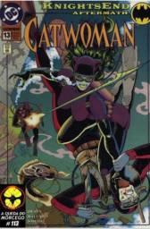 HQ Mulher Gato Catwoman História em Quadrinhos Digital