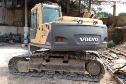 Escavadeira Volvo EC140LCM 2008