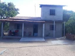 Vendo terreno com casa no povoado saco