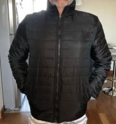 jaqueta puffer preta