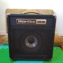 Amplificador bass hartke hd50