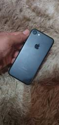 Iphone 7 32gb (preto) impecável
