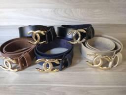 5 lindos cintos fivela chanel moda blogueira