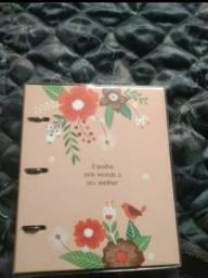 Vendo Caderno Argolado Fina Ideia