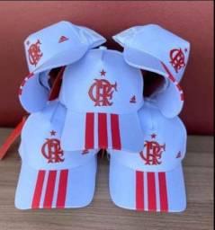 Bonés do Flamengo