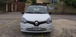 Renault Clio Expression 2014 1.0 Impecável.