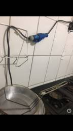 Fritador semi industrial