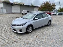 REPASSE Toyota Corolla XEI. 2015. Câmbio Automático. 2.0.