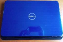 Notebook Dell Core i5, 6Gb RAM, SSD 256Gb, placa de vídeo.