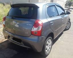 Toyota Etios hetch 1.3x 2014/2014 Manual