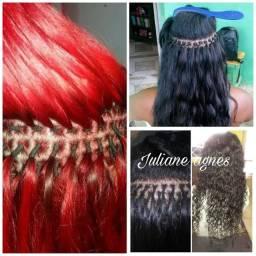 mega hair manutenção
